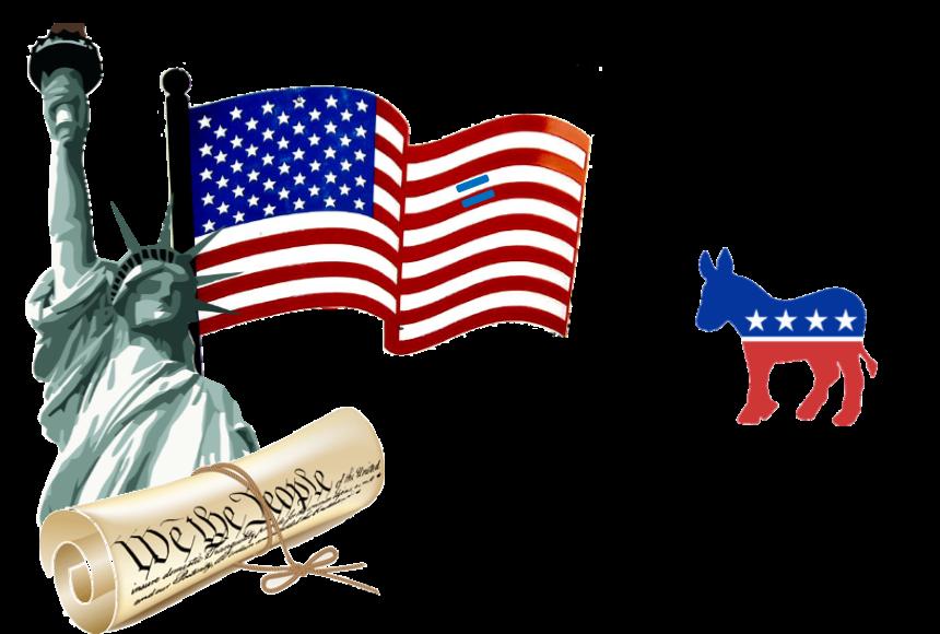Monday political what factors. Democracy clipart culture american