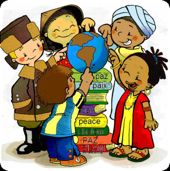 Avid night noche mulicultural. Volunteering clipart multicultural
