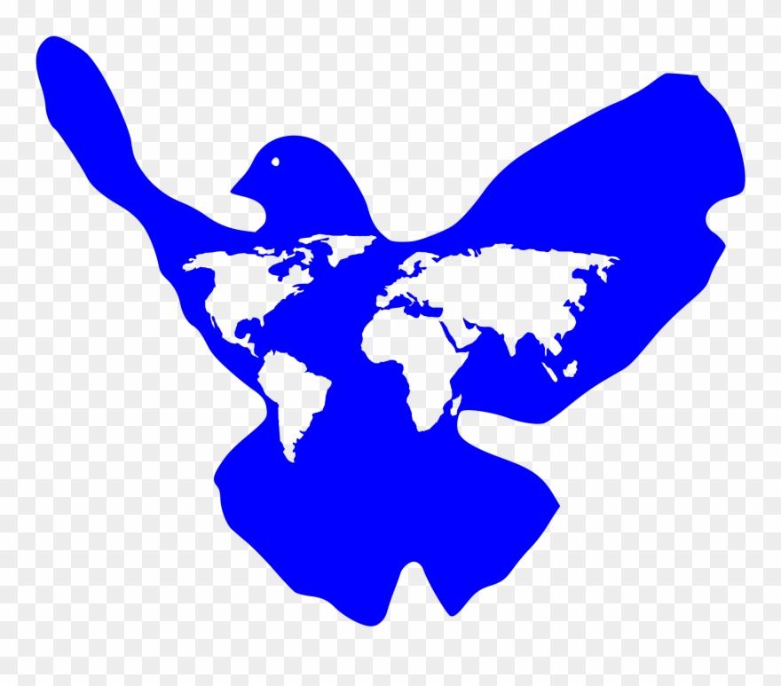Peace clipart world peace. Dove