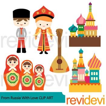 Culture clipart resource. Russia clip art