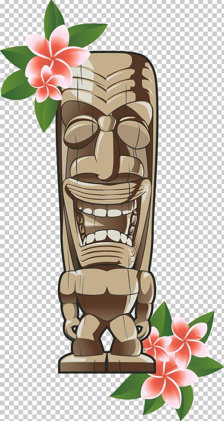 Hawaiian clipart tiki bar. Culture png clip art