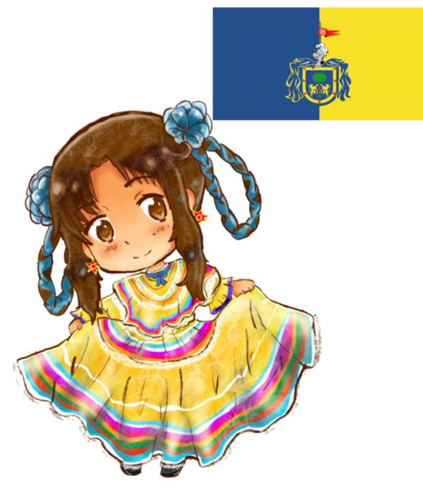Culture clipart traditional clothing. Hetalia mexico jalisco regional