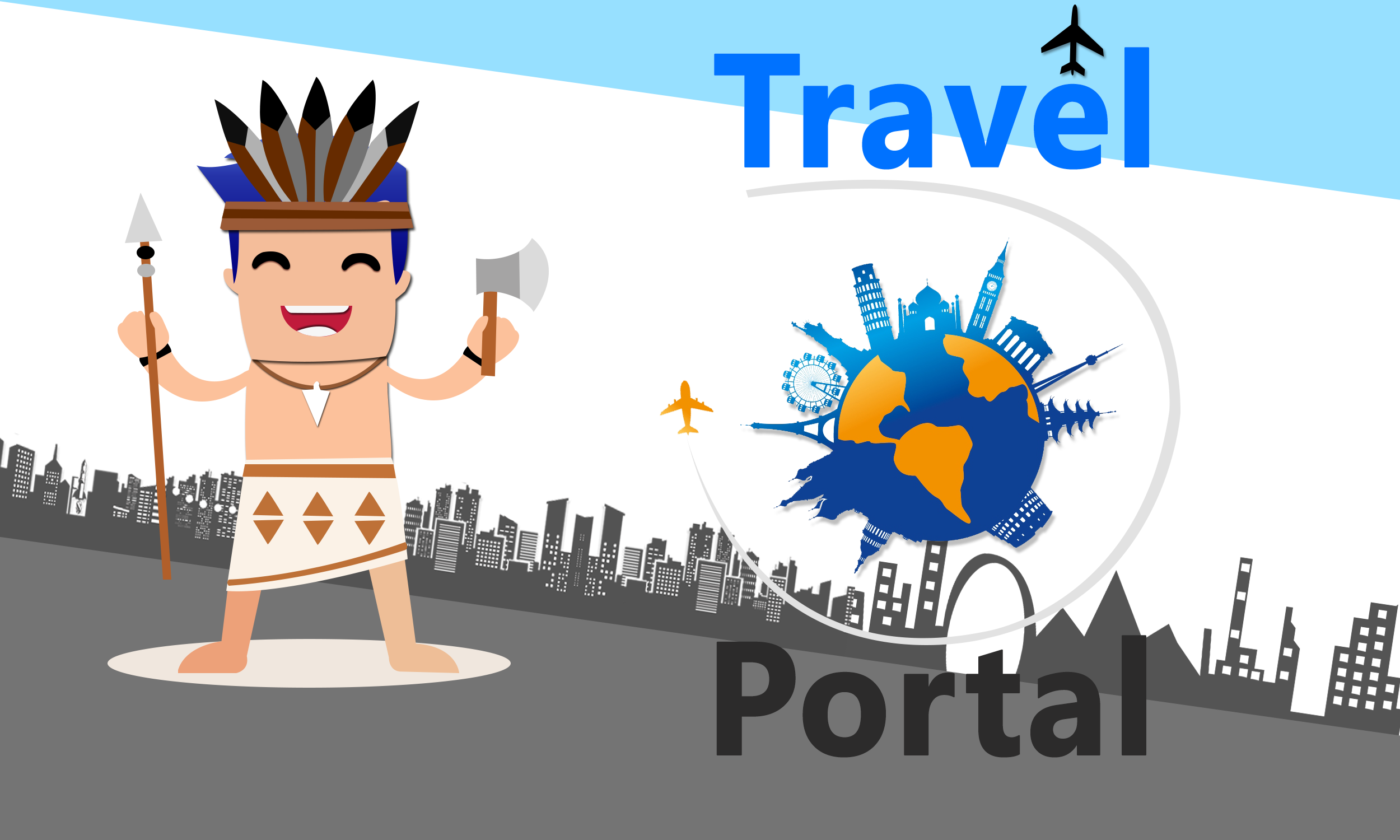 Traveling airline industry