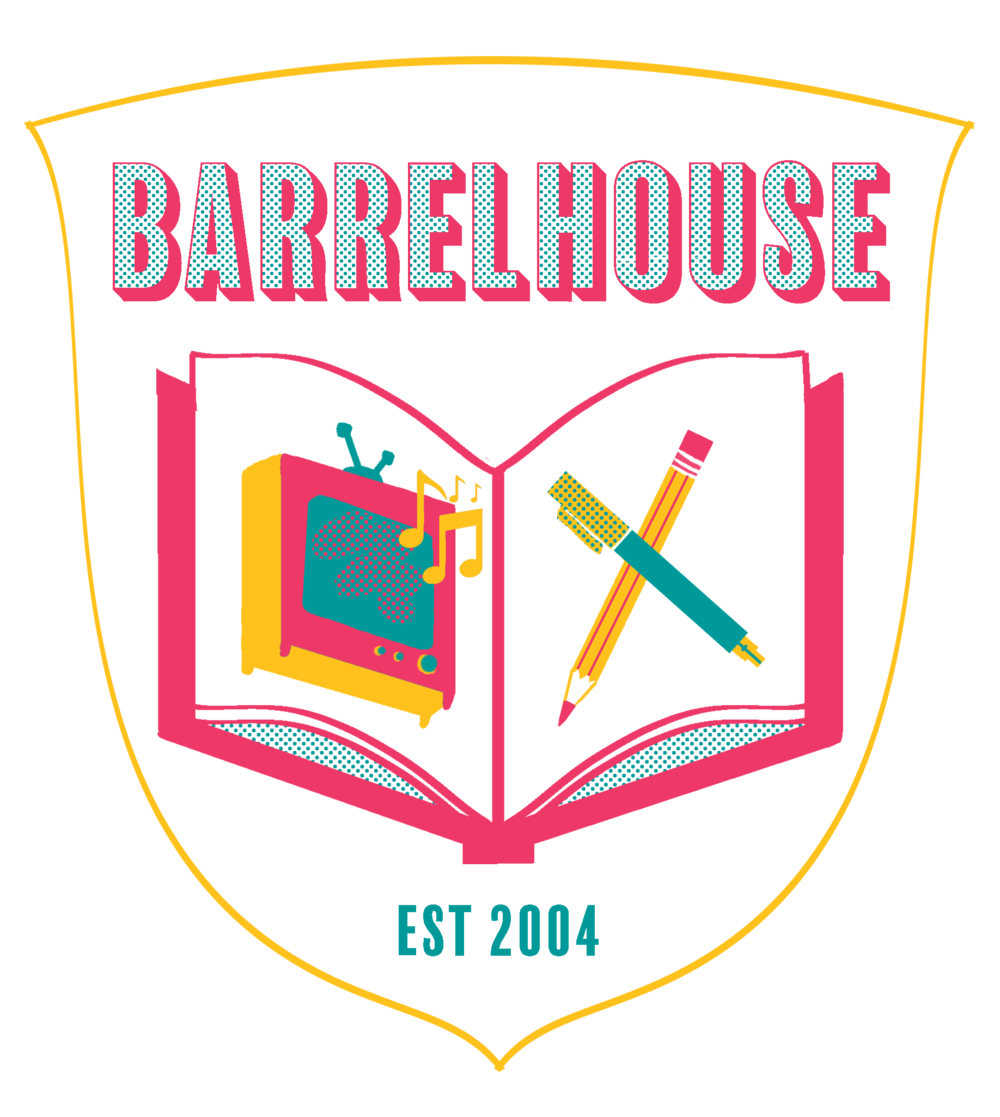 Barrelhouse . Poetry clipart poetry journal