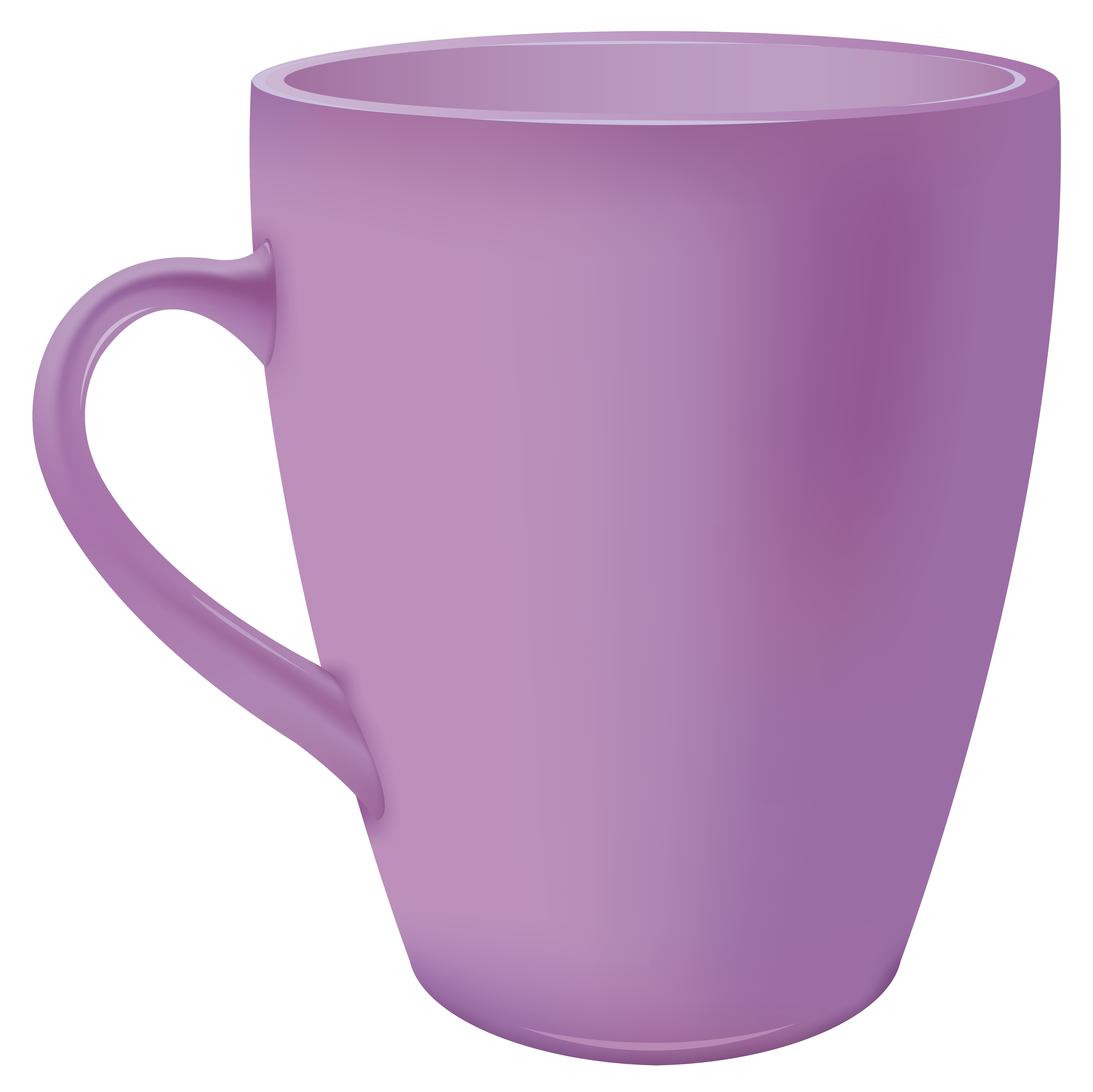 Mug clipart hot coco. Violet cup png best