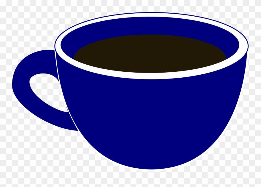 Coffee clipart blue. Charming idea cup