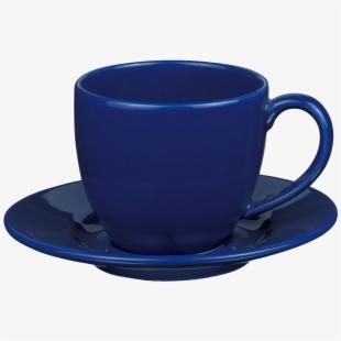 Blue coffee mug png. Cup clipart english teacup