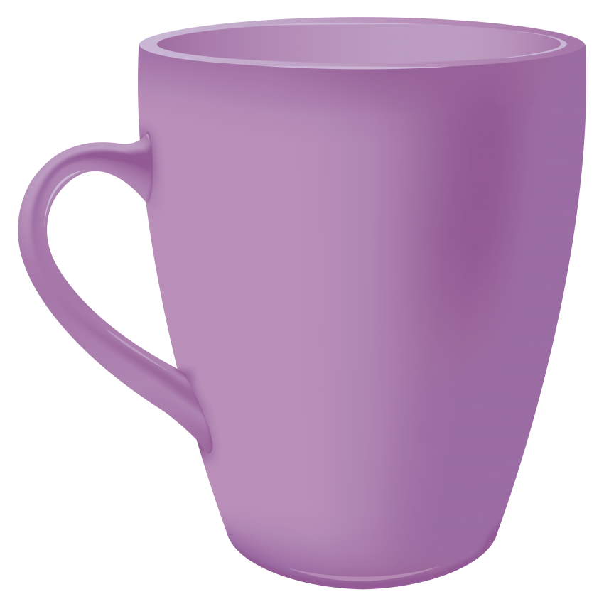 Violet png free images. Cup clipart high resolution