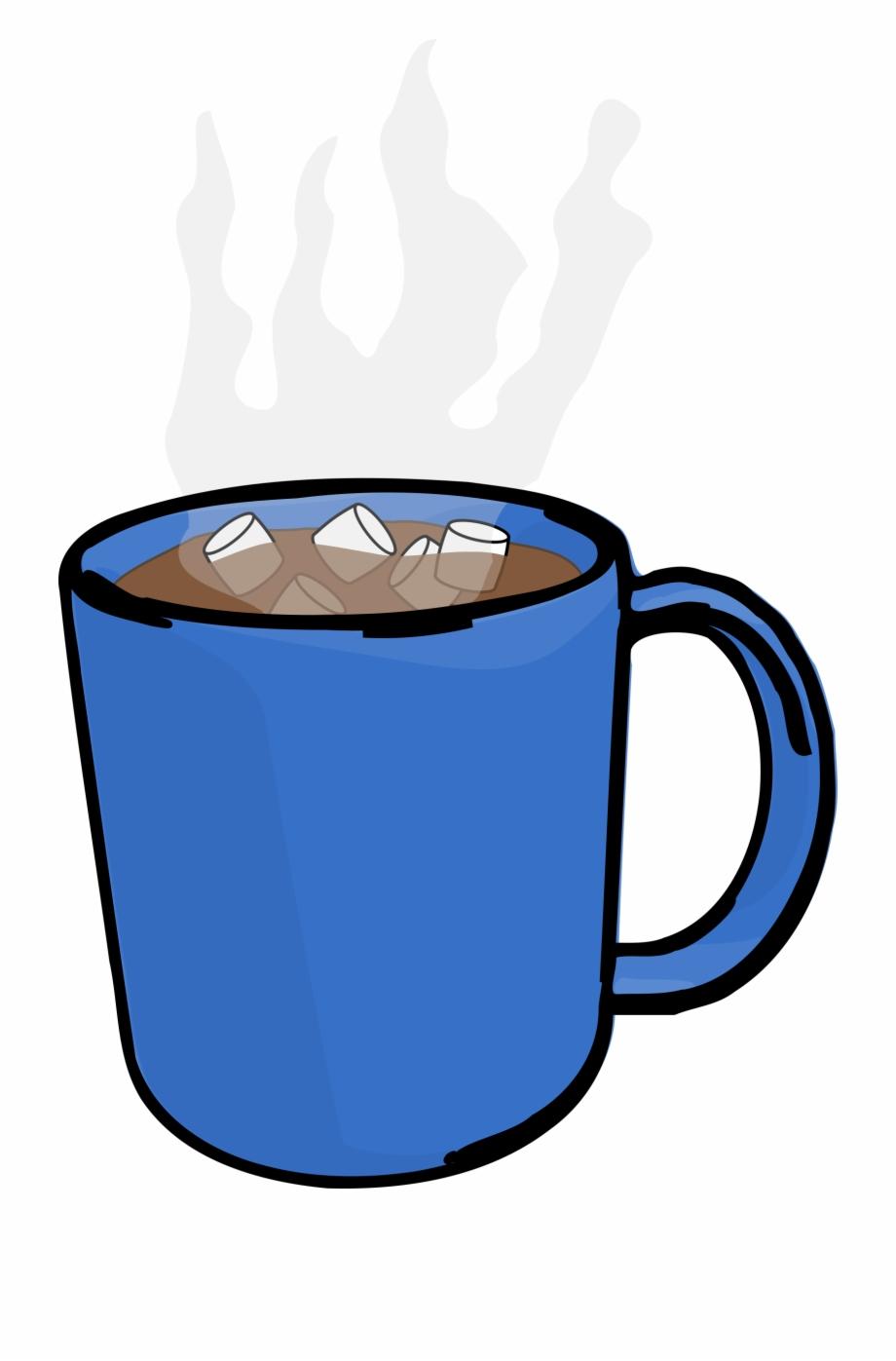 Hot Chocolate Mug Png - Hot Chocolate Mug Clipart ...