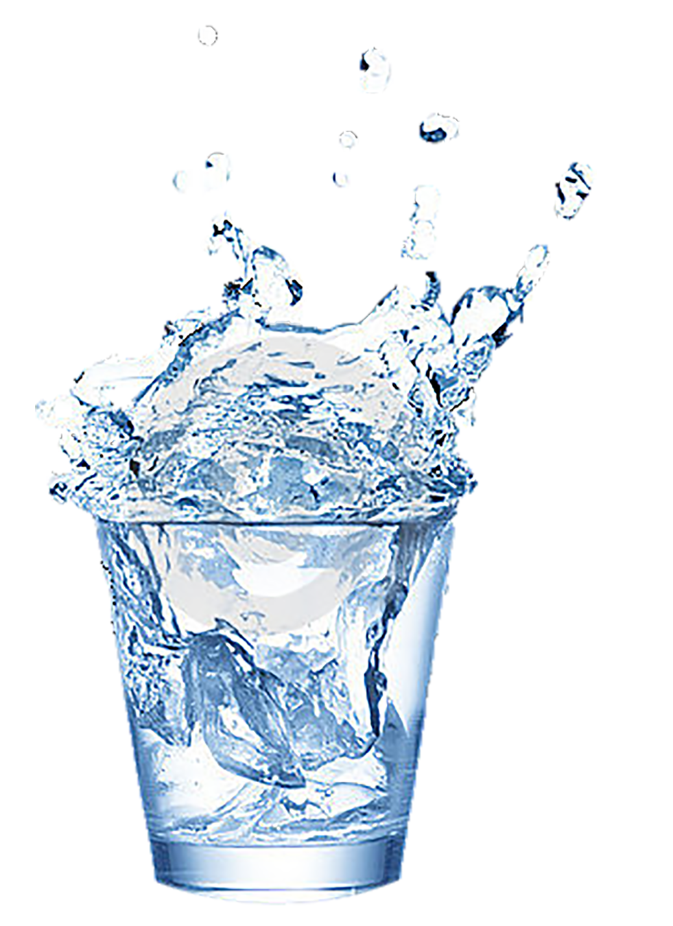 Png image free drops. Cup clipart ice water