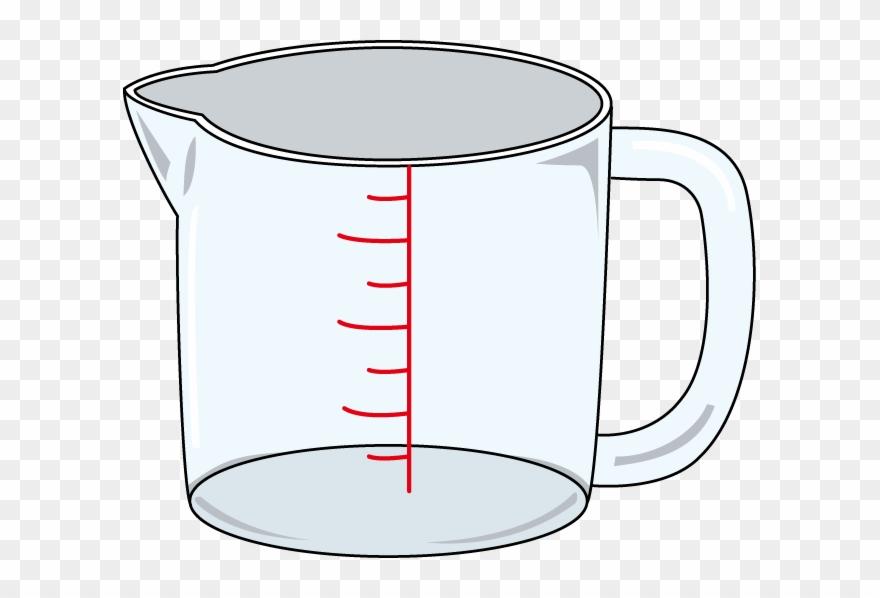 Cup clipart mesuring. Measuring jug food png