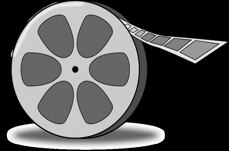 Surprise clipart s surprise. Movie reel free film