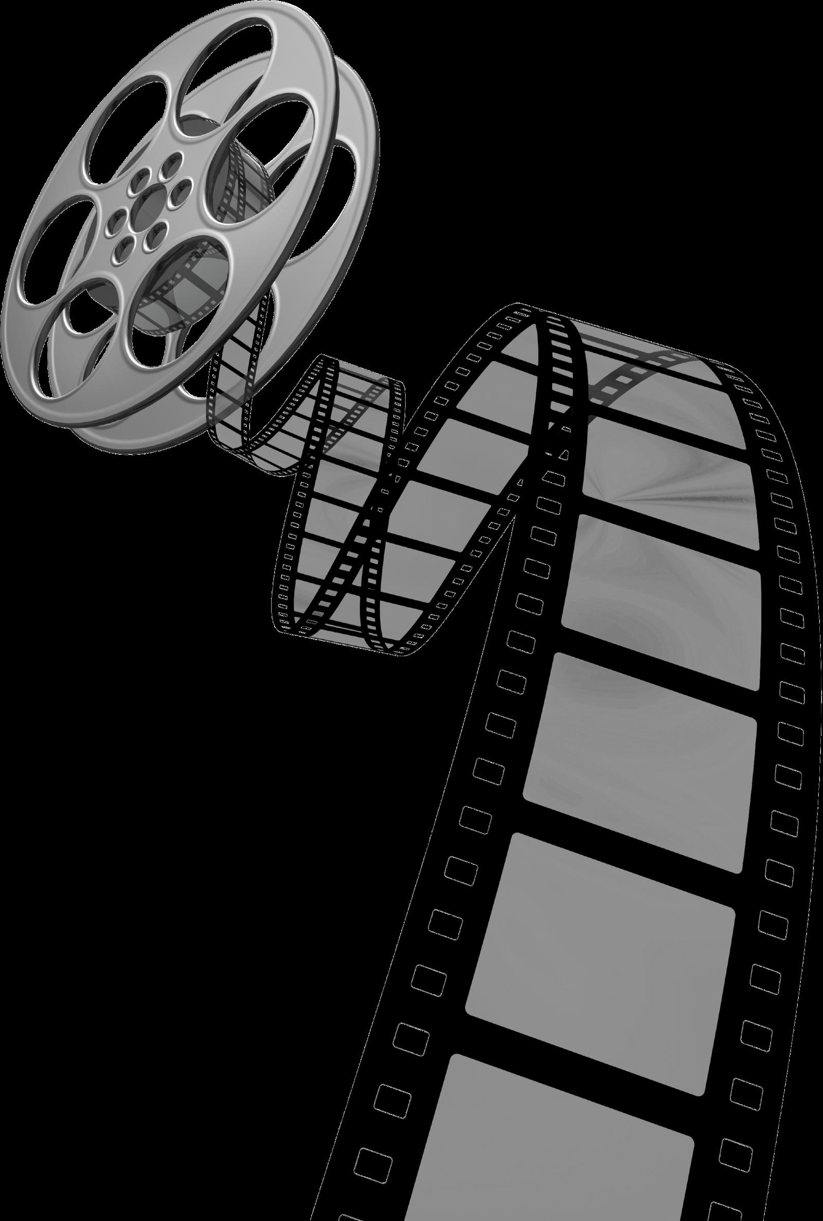 Film clipart camera roll. Movie pinart theater borders