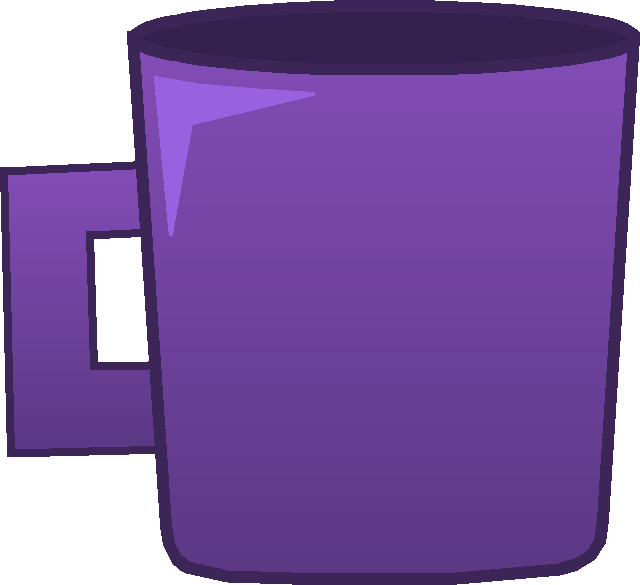 Square clipart purple. Image cup png object