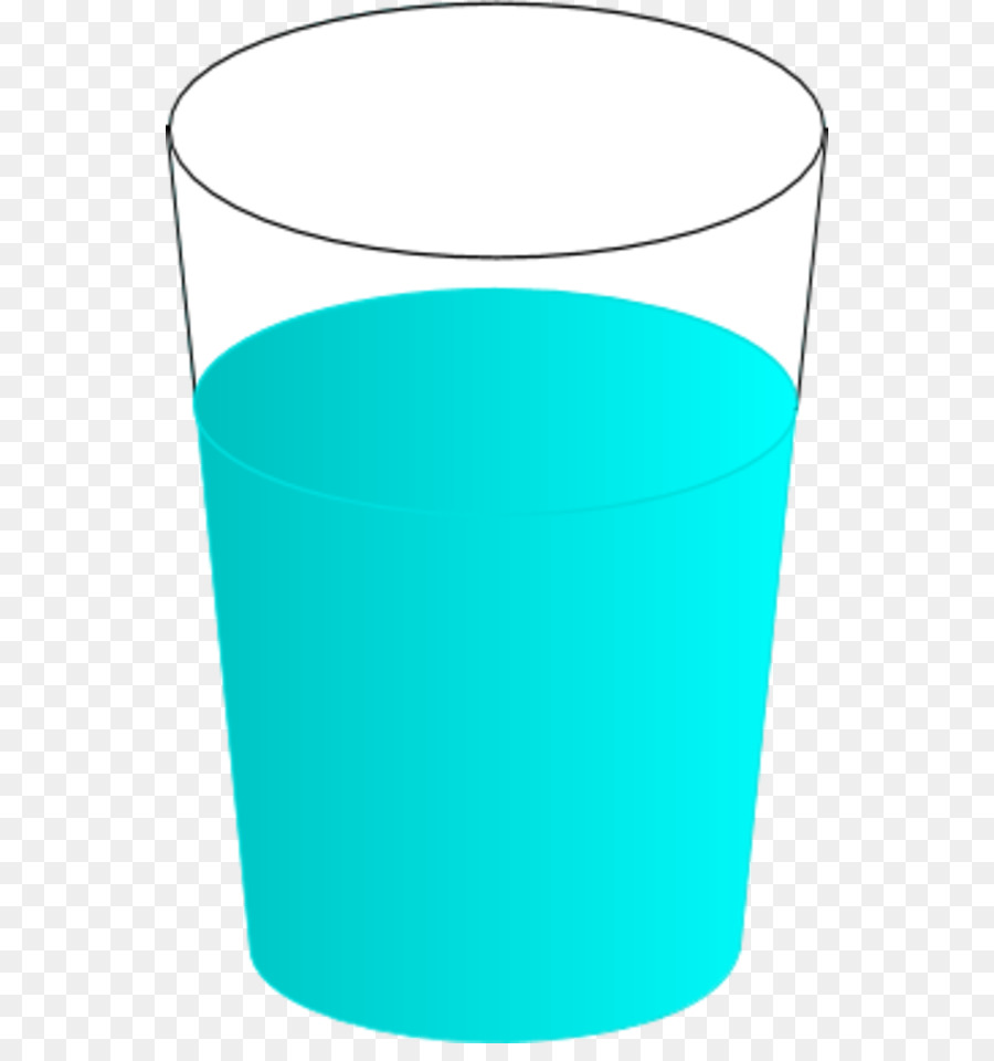 Cup clipart ofwater. Water cartoon glass transparent