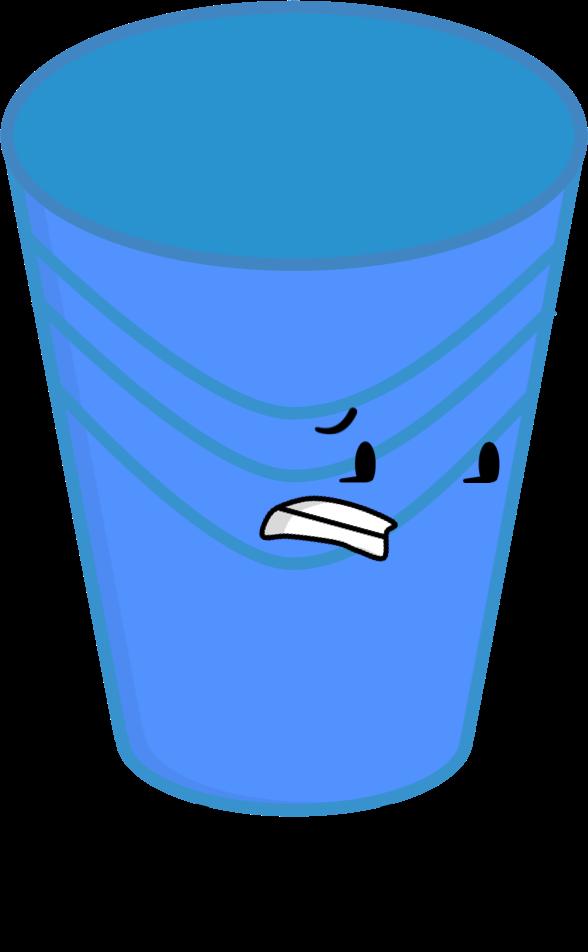 Cup clipart plastic cup. Mega s new oc
