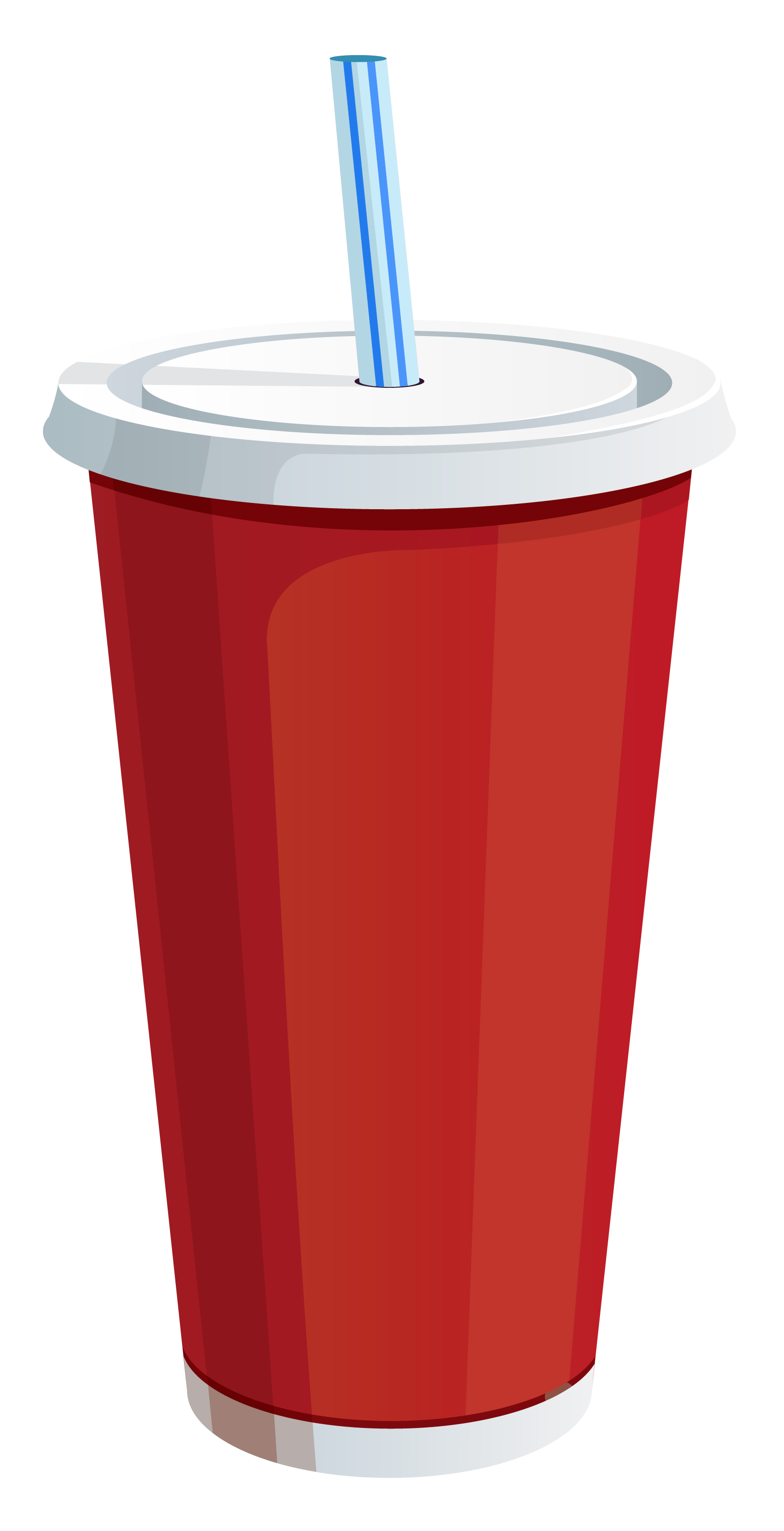 Cup clipart plastic cup. Red drink png vector