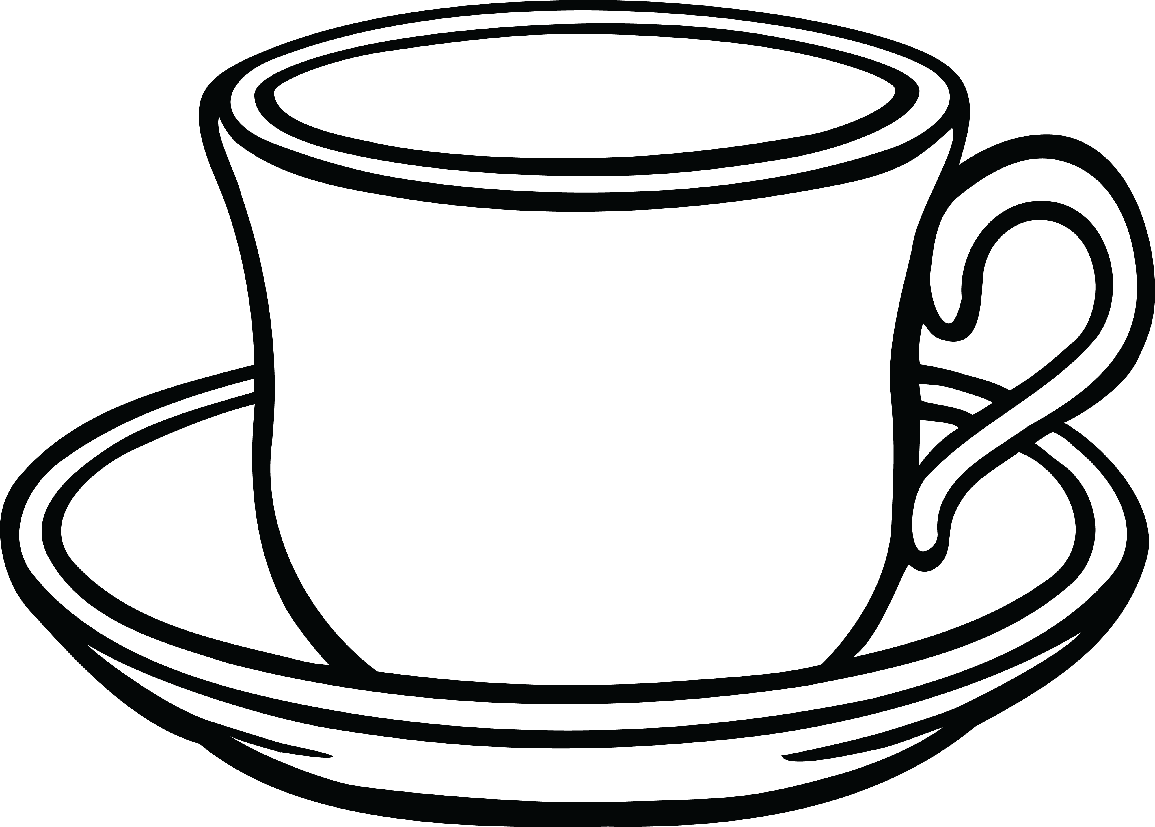 Cups clipart seven. Graphics illustrations free download