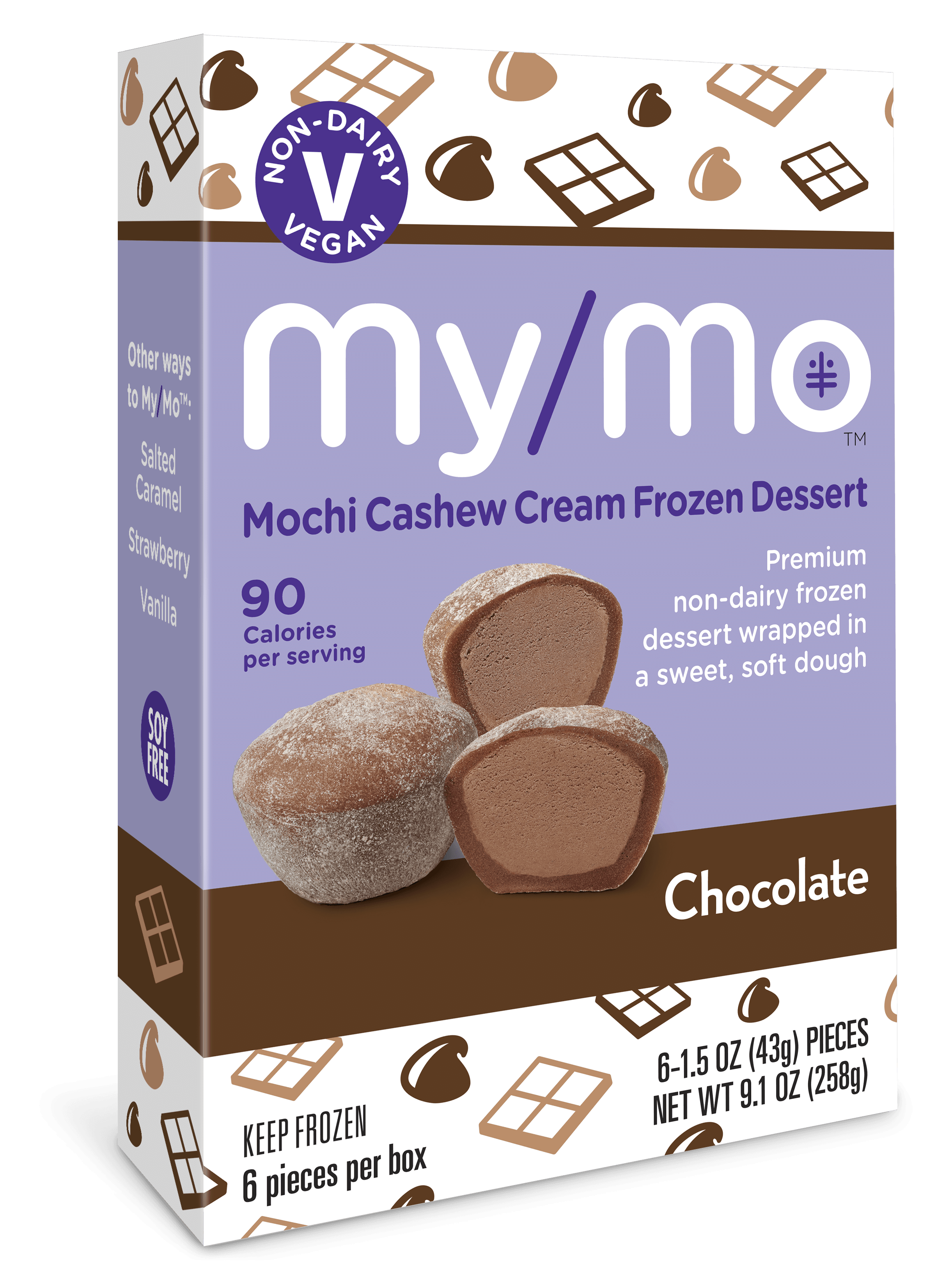 Cup clipart smooth thing. Salted caramel mochi cashew