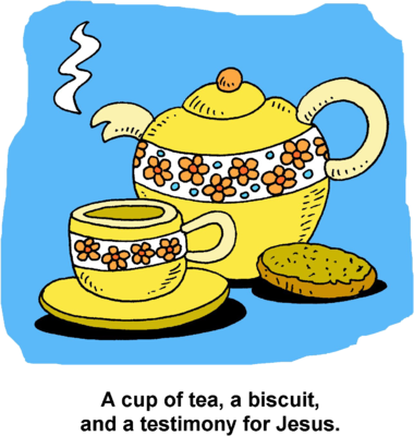 Tea clipart tea biscuit. Image time a cup