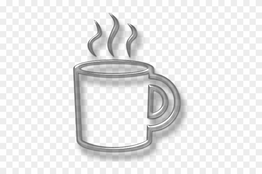 Coffee cup transparent portal. Cups clipart background