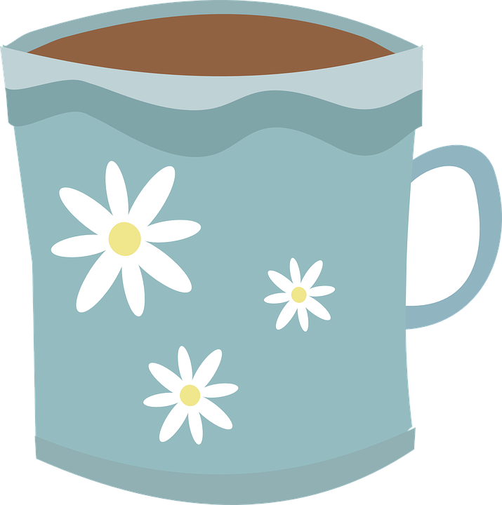 Cute mugs . Cup clipart vector