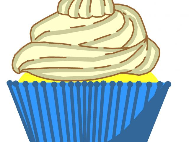 Free vanilla download clip. Cupcake clipart boy