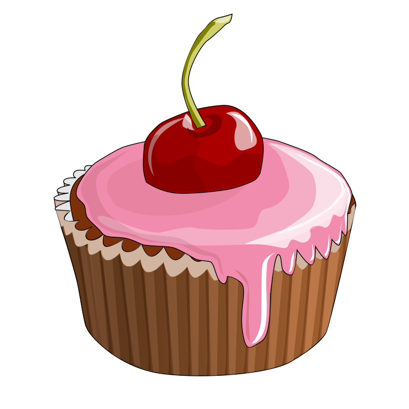 Cup cake group free. Desserts clipart cupcake
