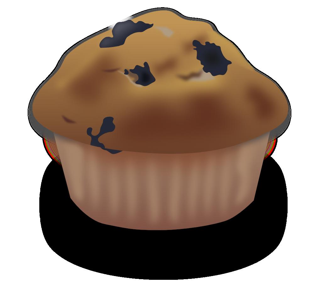 Clipartist net clip art. Muffins clipart flower