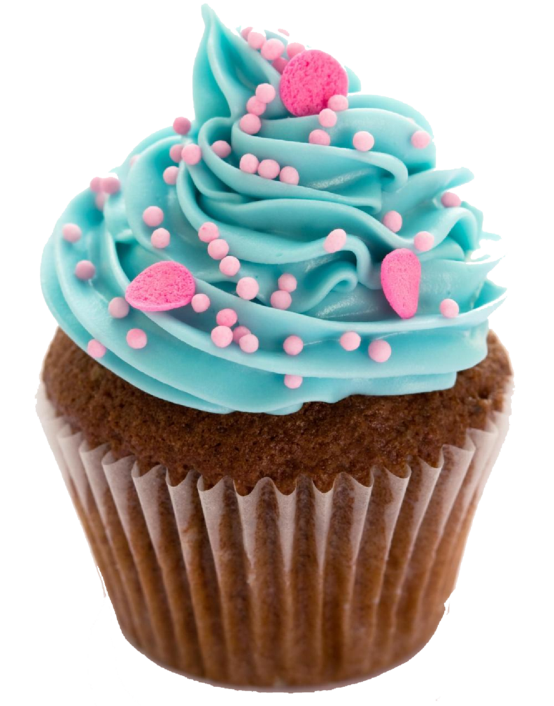 Desserts clipart transparent background. Png hd cupcake images