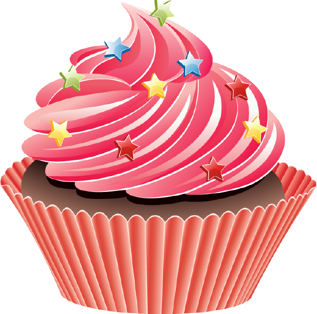 cupcake clipart group