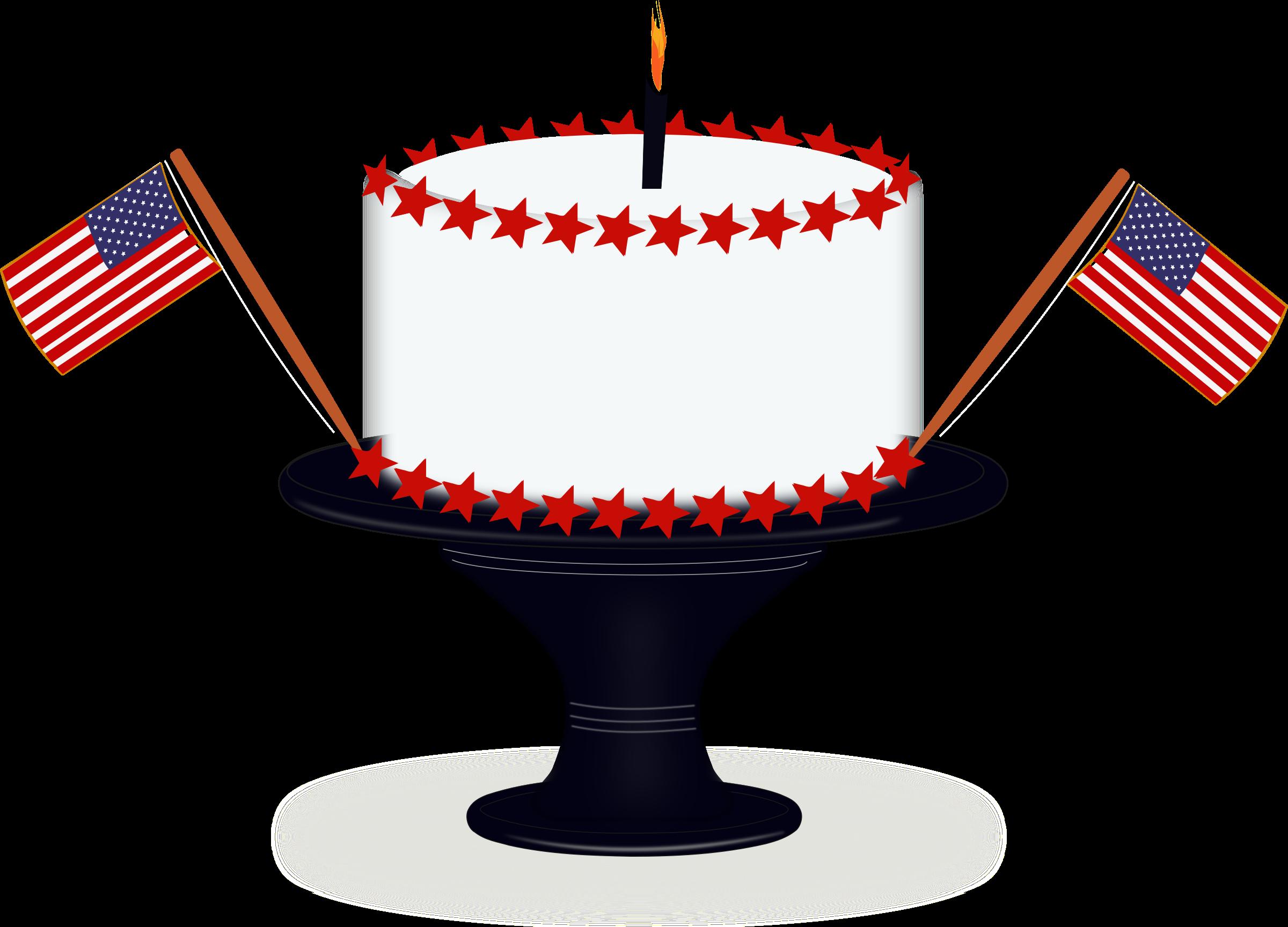 Happy birthday america big. Icecream clipart july