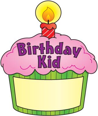 Cupcake clipart kid. Birthday station