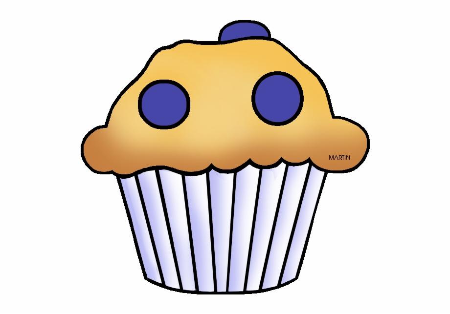 Minnesota state muffin blueberry. Muffins clipart cupcake