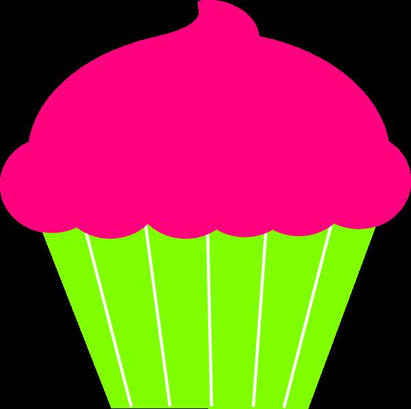 Cupcakes sundaes etc clip. Cupcake clipart modern