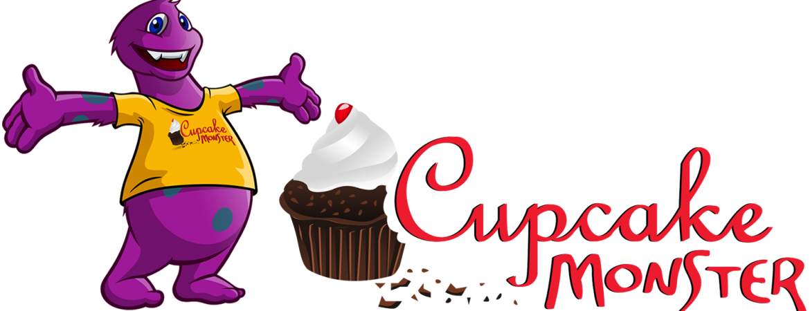 Cupcake clipart monster. Blog baby clothes new