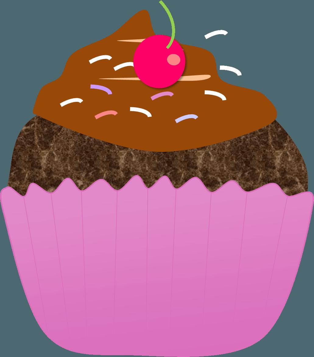 cupcakes clipart funfetti cupcake