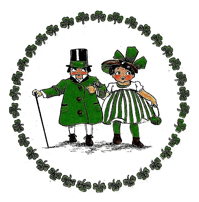 Cupcake clipart st patrick day. Jennuine by rook no