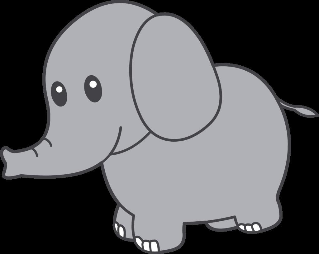Cupcake clipart swirl. Free elephant errortape me