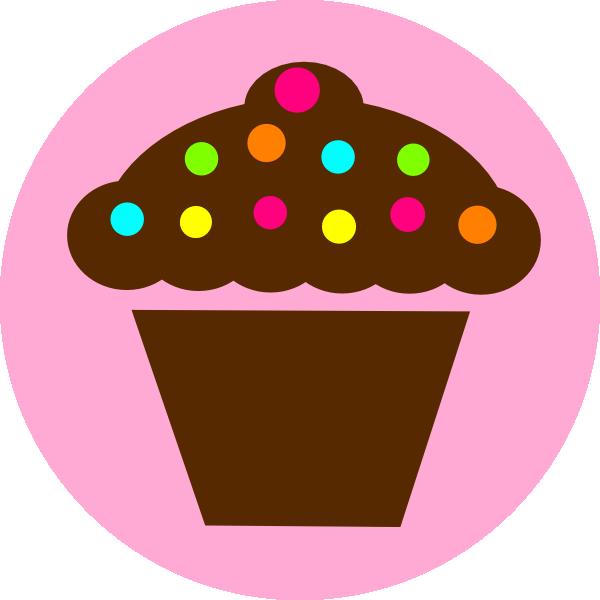 Cupcake clipart swirl. Clip art at clker
