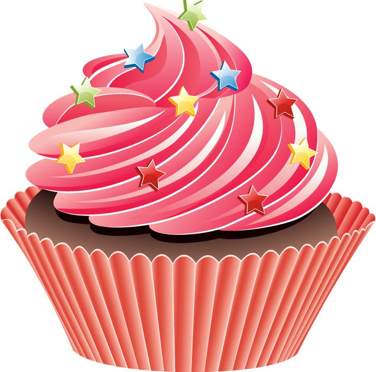 Cupcakes clipart.  best cupcake images