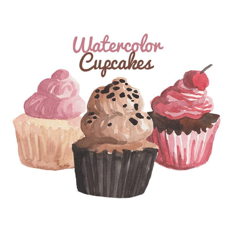 cupcakes clipart bakery cake