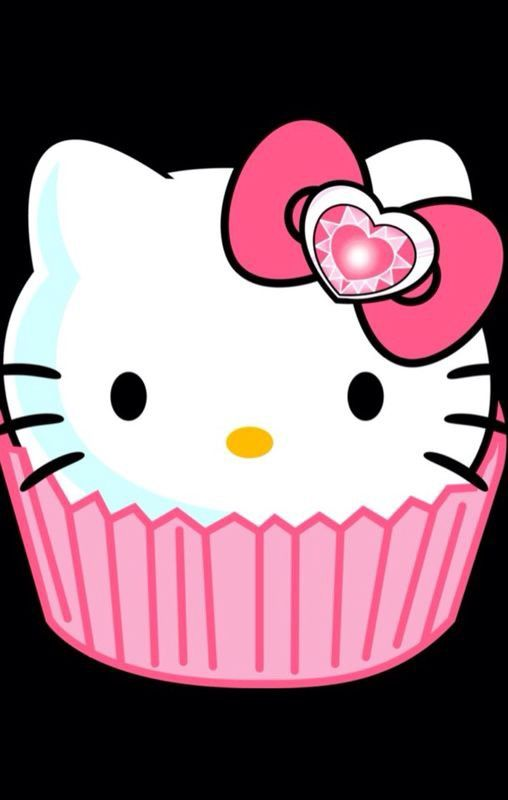 Muffins clipart cupcake hello kitty. Pictures