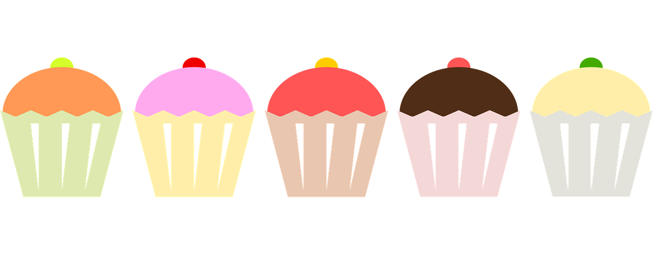 Desserts clipart vanilla cupcake. How to make the