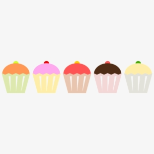 Cupcakes clipart easy cupcake. Orange free cliparts on