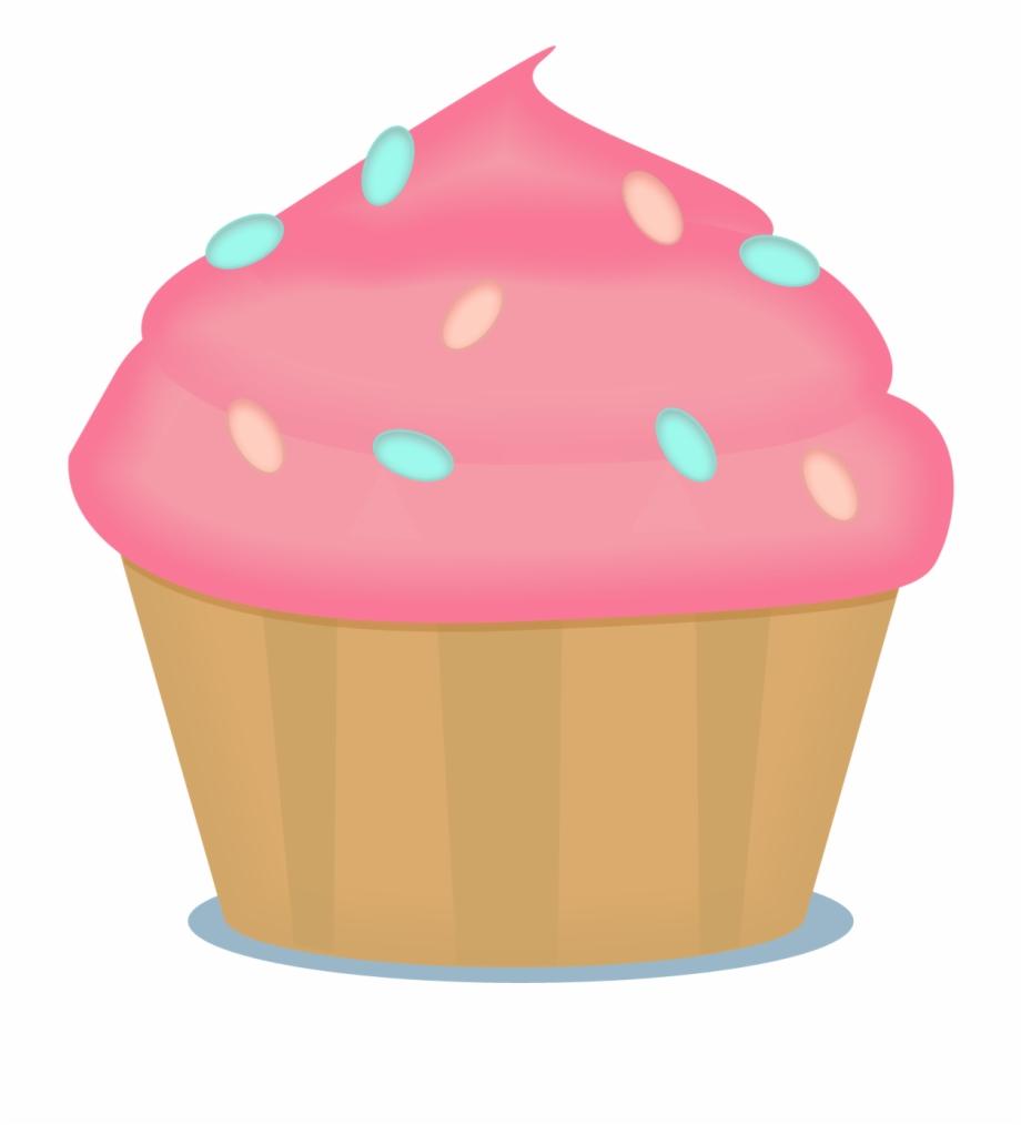 Small cupcake clip art. Muffins clipart bake sale item