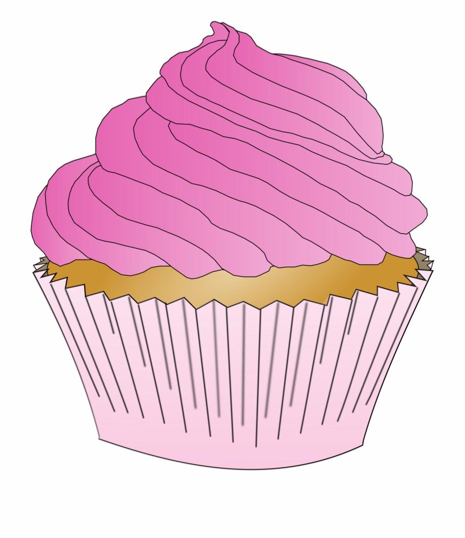 Image png vanilla cupcakes. Muffins clipart big cupcake