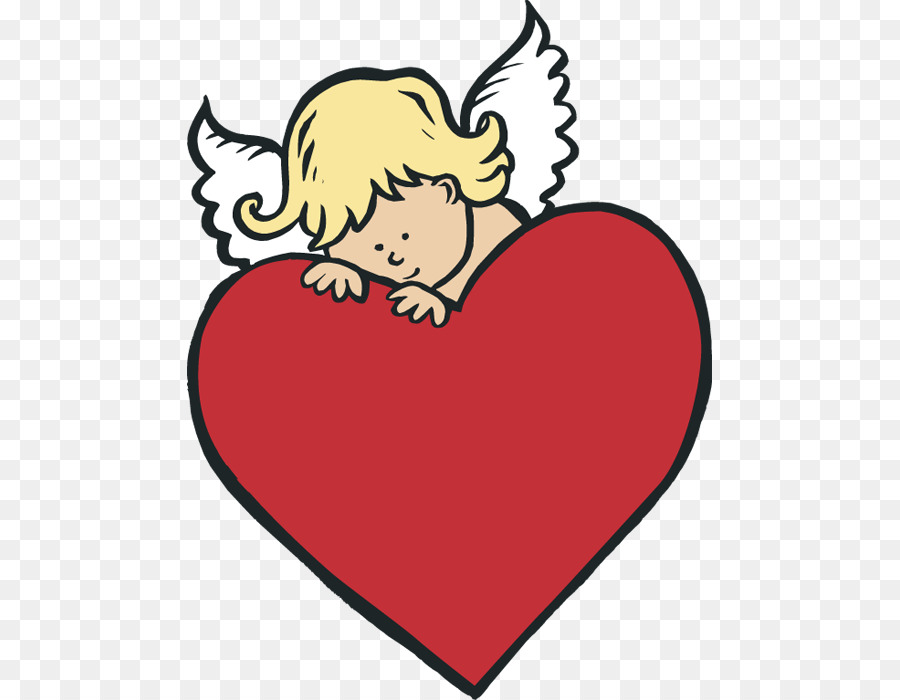 Heart valentines day clip. Cupid clipart