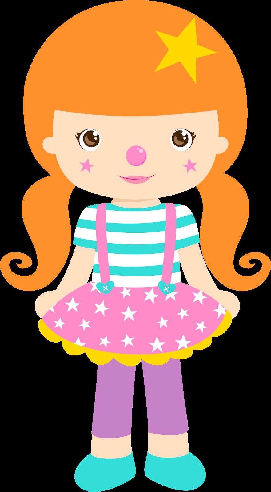 Cupid clipart baby girl. Clown girls png cumplea