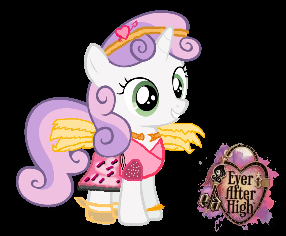 Cupid clipart comic. Sweetie belle as c